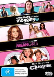 Angus, Thongs And Perfect Snogging / Mean Girls / Clueless | DVD
