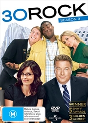 30 Rock - Season 3 | DVD