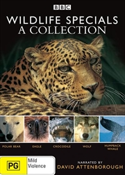 David Attenborough: Wildlife Specials: A Collection