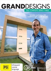 Grand Designs - Series 3 | DVD