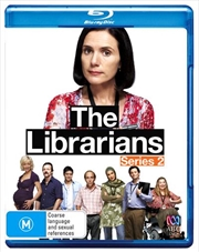 Librarians - Series 02, The