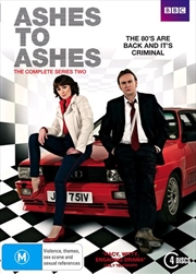 Ashes To Ashes - Series 2 | DVD