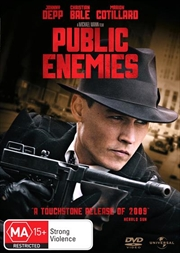 Public Enemies | DVD