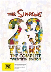 Simpsons - Season 20, The | DVD