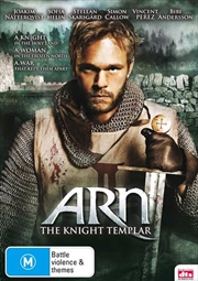Arn - The Knight Templar | DVD