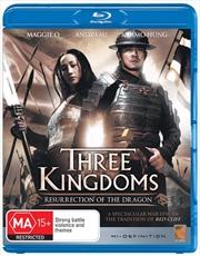 Three Kingdoms | Blu-ray
