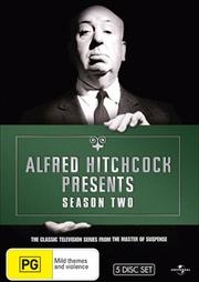 Alfred Hitchcock Presents: Season 2   DVD