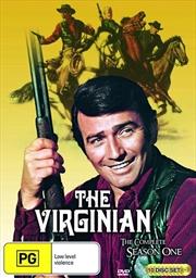Virginian - Season 1, The   DVD