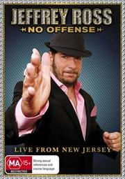Jeffrey Ross: No Offense | DVD