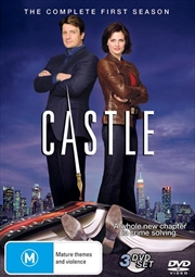 Castle - Season 1 | DVD