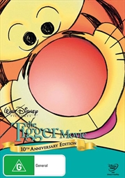 Tigger Movie - 10th Anniversary Edition Winnie The Pooh Collection, The | DVD