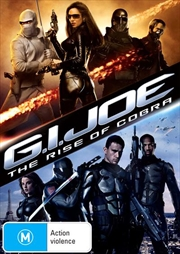 G.I. Joe - The Rise of Cobra | DVD
