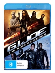 G.I. Joe - The Rise of Cobra | Blu-ray