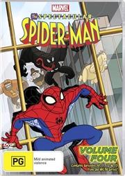 Spectacular Spiderman - Vol 4   DVD