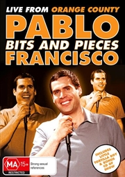 Pablo Francisco: Bits And Pieces | DVD