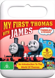 Thomas & Friends: My First Thomas: With James | DVD