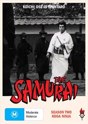 Samurai - Season 2 - Koga Ninja, The