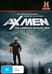 Ax Men - The Complete Season Two