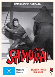 Samurai - Season 3 - Iga Ninja, The