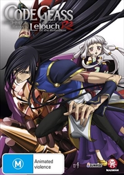 Code Geass - Lelouch of the Rebellion - R2 Vol 4 | DVD