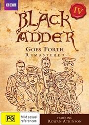 Black Adder - Goes Forth | Remastered