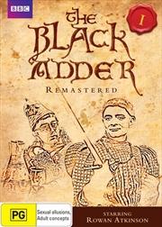Black Adder - Vol 1 - Remastered
