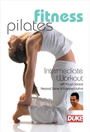 Fitness Pilates: Intermediate Workout