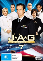 JAG - Season 07 | DVD