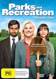 Parks And Recreation - Season 1 | DVD