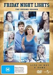 Friday Night Lights - Season 2 | DVD