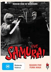 Samurai - Season 5 - Fuma Ninja, The