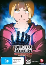Fullmetal Alchemist - Brotherhood - Collection 1 - Eps 01-13 | DVD
