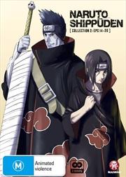 Naruto Shippuden - Collection 2 - Eps 14-26