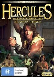 Hercules - The Legendary Journeys - Season 3