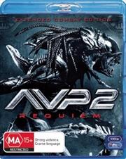 Alien Vs Predator 2 Requiem | Blu-ray
