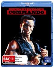 Commando | Blu-ray