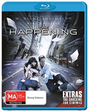Happening, The | Blu-ray