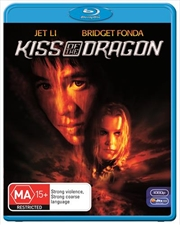 Kiss Of The Dragon | Blu-ray