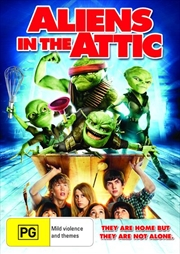 Aliens In The Attic | DVD