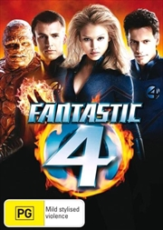 Fantastic Four | DVD