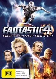 Fantastic Four - The Silver Surfer