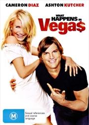 What Happens In Vegas   DVD