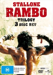 Rambo Trilogy | DVD