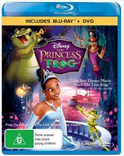 Princess And The Frog, The | Blu-ray