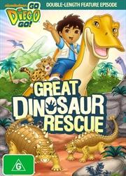 Go Diego Go: Great Dinosaur Rescue