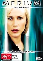 Medium - Season 05 | DVD