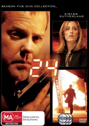 24 - Season 5 | DVD