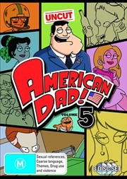American Dad - Season 05 | DVD