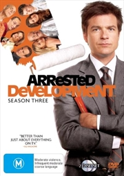 Arrested Development - Season 3 | DVD