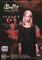 Buffy The Vampire Slayer - Season 02